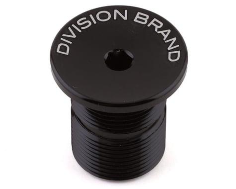 Division Fork Bolt (Black) (24 x 1.5mm)