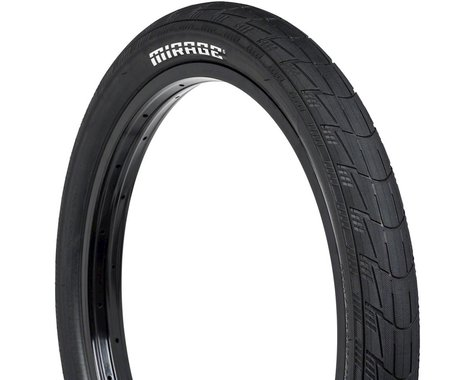 """Eclat Mirage Tire (Black) (20"""") (2.45"""")"""