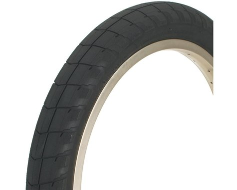 "Eclat Fireball Tire (Black) (20"") (2.4"")"