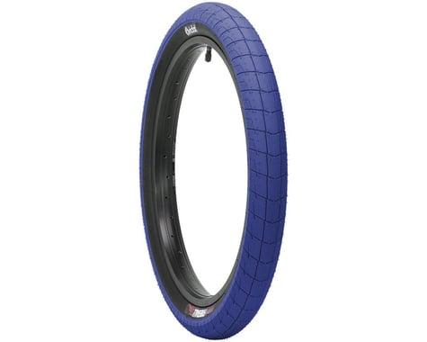 "Eclat Fireball Tire (Blue/Black) (20"") (2.3"")"