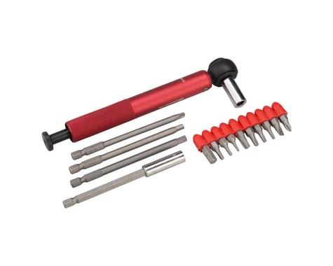 Effetto Mariposa Effeto Mariposa Giustaforza II 2-16Nm Pro Deluxe Torque Wrench set, includes Hex