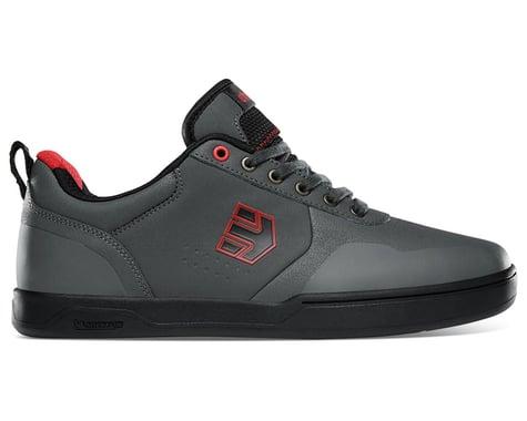 Etnies Culvert Flat Pedal Shoes (Dark Grey/Black/Red) (12)