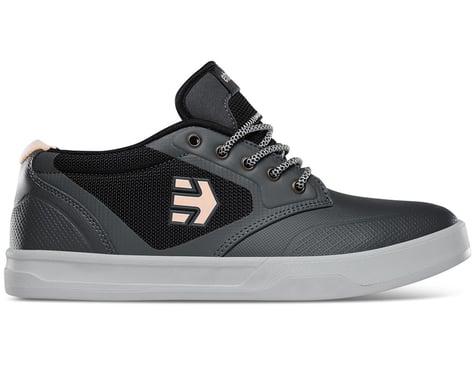 Etnies Semenuk Pro Flat Pedal Shoes (Dark Grey/Grey) (10)