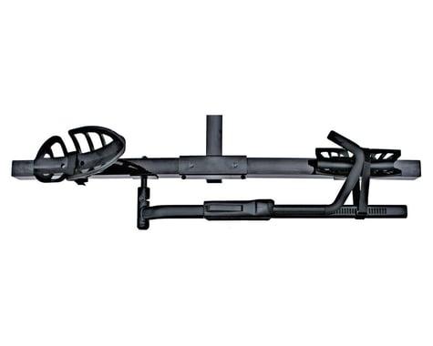 """Event Gear Max Rack Single Bike Rack (Black) (2"""" Receiver) (1 Bike)"""