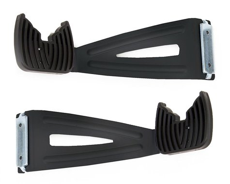 Feedback Sports Velo Column Extra Arms (Black) (1 Pair/1 Bike)