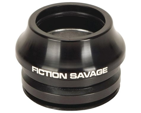 "Fiction Savage Integrated Headset (Black) (1-1/8"")"