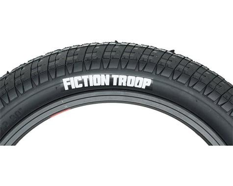 """Fiction Troop Tire (Black) (18"""") (2.3"""")"""