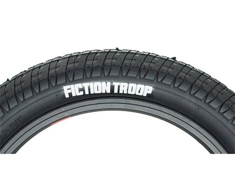 """Fiction Troop Tire (Black) (16"""") (2.3"""")"""