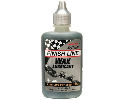 Finish Line Wax Chain Lube Drip Bottle (2oz)