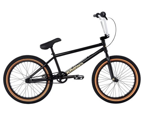 "Fit Bike Co 2021 TRL BMX Bike (XL) (21"" Toptube) (Gloss Black)"