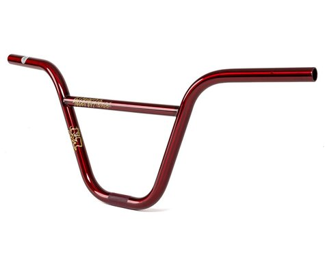 """Fit Bike Co Sleeper Bars (Ethan Corriere) (Trans Red) (9.25"""" Rise)"""