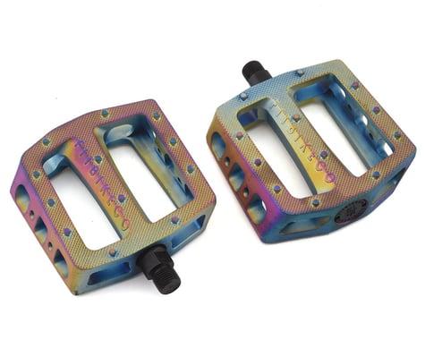 "Fit Bike Co PC Pedals (Oil Slick) (9/16"")"