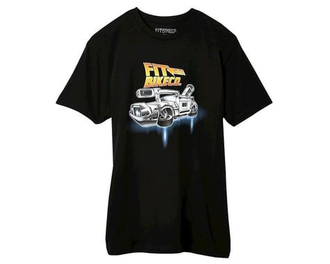 Fit Bike Co VX Time Machine T-Shirt (Black) (L)