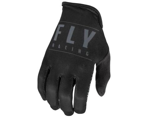 Fly Racing Media Gloves (Black) (XL)