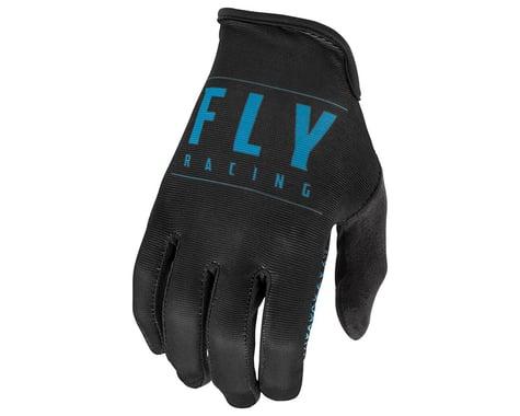 Fly Racing Media Gloves (Black/Blue) (2XL)