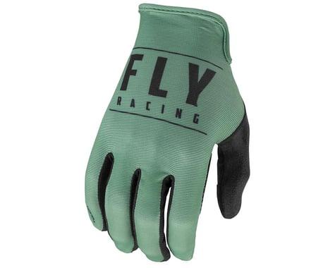Fly Racing Media Gloves (Sage/Black) (L)