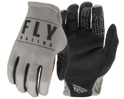 Fly Racing Media Gloves (Grey/Black) (3XL)