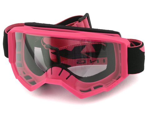 Fly Racing Focus Goggle (Pink) (Clear Lens)
