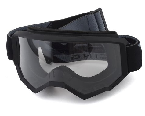 Fly Racing Focus Youth Goggle (Black) (Clear Lens)