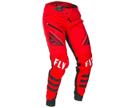 Fly Racing Kinetic Bicycle Pants (Red/Black)