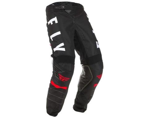 Fly Racing Kinetic K120 Pants (Black/White/Red) (18)