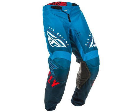 Fly Racing Kinetic K220 Pants (Blue/White/Red) (24)