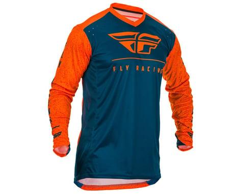 Fly Racing Lite Jersey (Orange/Navy) (S)