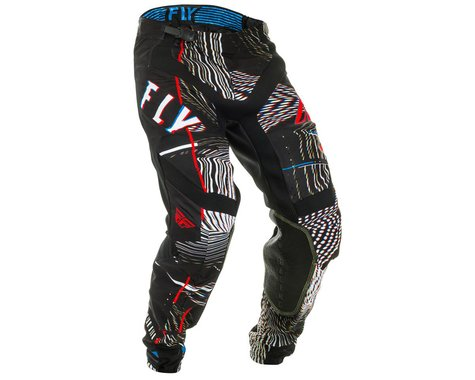 Fly Racing Lite Glitch Pants (Black/Red/Blue) (38)