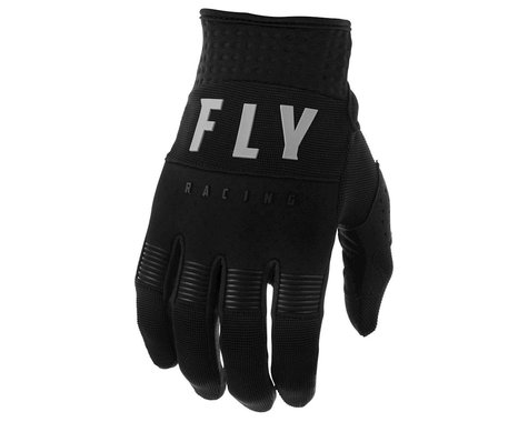 Fly Racing F-16 Gloves (Black) (Youth 3XS)