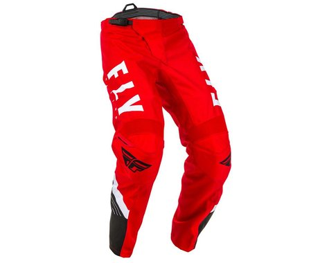 Fly Racing F-16 Pants (Red/Black/White) (26)