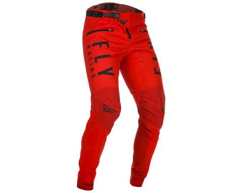 Fly Racing Kinetic Bicycle Pants (Red) (28)