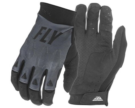 Fly Racing Evolution DST Gloves (Grey/Black/Stone) (L)