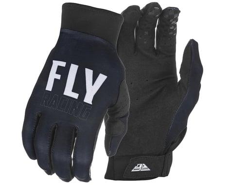 Fly Racing Pro Lite Gloves (Black/White) (S)