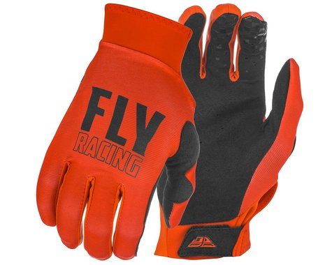 Fly Racing Pro Lite Gloves (Red/Black) (XS)