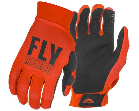 Fly Racing Pro Lite Gloves (Red/Black) (M)