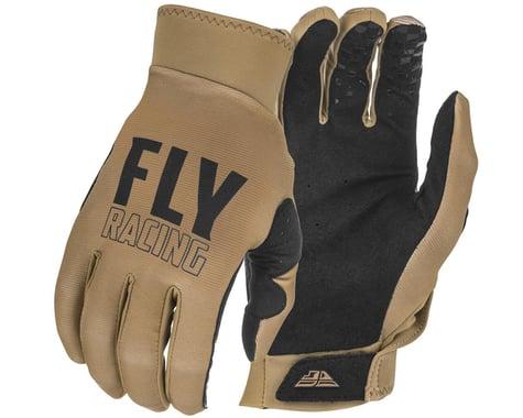 Fly Racing Pro Lite Gloves (Khaki/Black) (M)