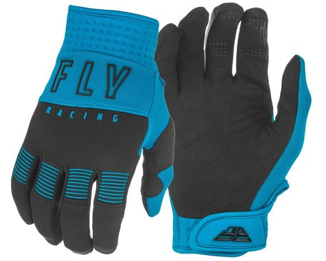 Fly Racing F-16 Gloves (Blue/Black) (XL)