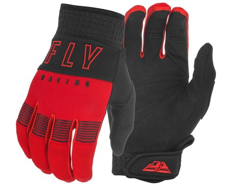 Fly Racing F-16 Gloves (Red/Black) (XS)