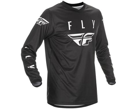 Fly Racing Universal Jersey (Black/White) (M)