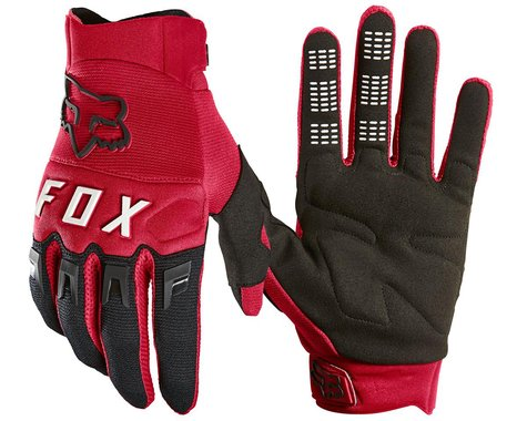 Fox Racing Dirtpaw Glove (Flame Red) (M)