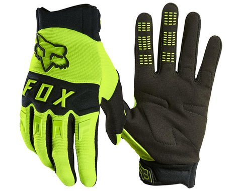 Fox Racing Dirtpaw Glove (Flo Yellow) (XL)