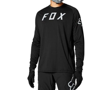 Fox Racing Defend Long Sleeve Jersey (Black) (S)