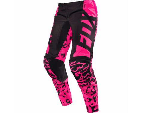 Fox Racing 2016 180 Women's BMX Race Pants (Black/Pink)