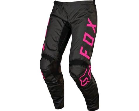 Fox Racing 2017 180 Girls Kids BMX Race Pants (Black/Pink) (Youth 4)