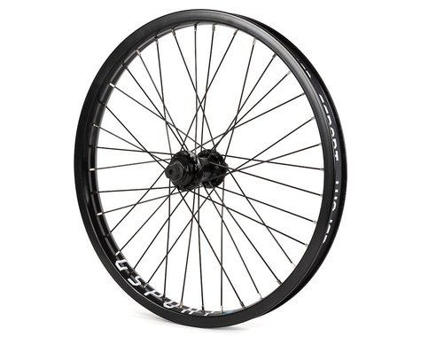 GSport Elite Front Wheel (Black) (20 x 1.75)