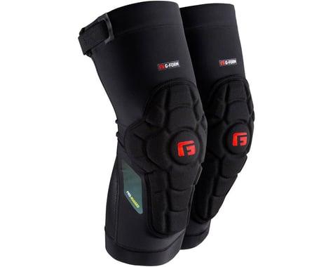 G-Form Pro Rugged Knee Pads (Black) (2XL)