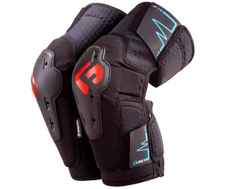 G-Form E-Line Knee Pads (Black) (Pair) (L)