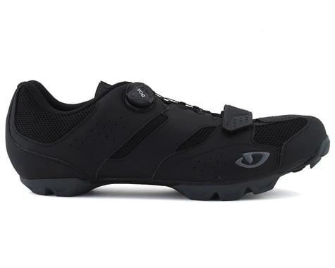 Giro Cylinder Mountain Bike Shoe (Black) (39)