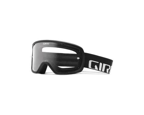 Giro Tempo Mountain Goggles (Black) (Clear Lens)