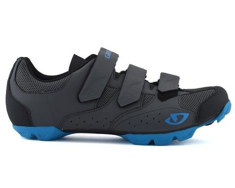 Giro Carbide RII Cycling Shoe (Dark Shadow/Blue) (39)